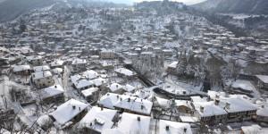 Göynük'te Kış
