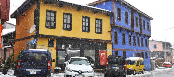 Kar, Kış Misi -12