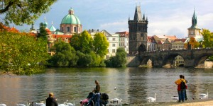 Aşkın Başkenti Prag