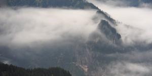 Sümela Bulutlar Altında
