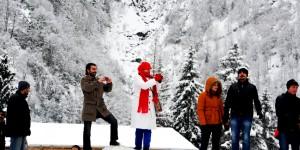 Ayder Kardan Adam Şenliği -35