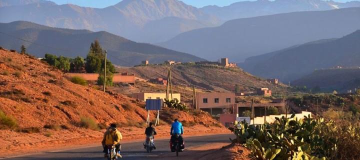 Güneşin Ülkesi Mağrip'de Zamana Bisikletle Yolculuk