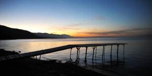 İznik Gölü'nde Büyülü Günbatımları -6