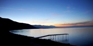 İznik Gölü'nde Büyülü Günbatımları -3
