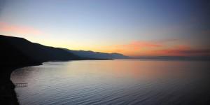 İznik Gölü'nde Büyülü Günbatımları -5