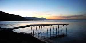 İznik Gölü'nde Büyülü Günbatımları -11