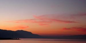 İznik Gölü'nde Büyülü Günbatımları -8