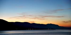 İznik Gölü'nde Büyülü Günbatımları -10