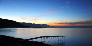 İznik Gölü'nde Büyülü Günbatımları -17
