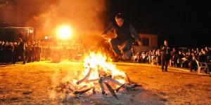 Trekking Turizm 2014 Bahar Etkinlikleri Seben Nevruz Ateşi'nin Yakılması İle Başlıyor