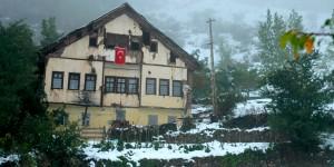 Süleymaniye Mahallesi, Eski Gümüşhane'de Kış