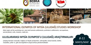 Uluslararası Mysia Olympos'u (Uludağ) Araştırmaları Çalıştayı