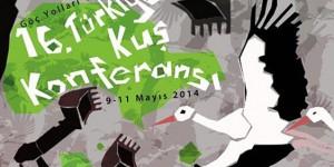 16. Türkiye Kuş Konferansı İstanbul'da