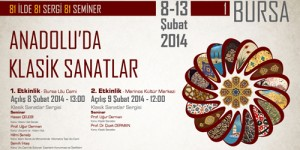 Anadolu'da Klasik Sanatlar