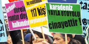 'HES Fuarını Durdur' Basın Bildirisi