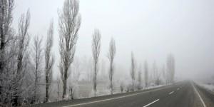 Seben'de Sisli Bir Kış Günü -30