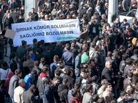 """Şırnaklılardan Enerji Bakanı'na Mesaj Var: """"Kömür Temiz Değildir"""""""
