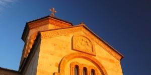 Sameba Kilisesi'nde Bir Akşam Üstü -14