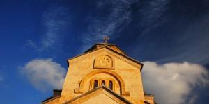 Sameba Kilisesi'nde Bir Akşam Üstü -21