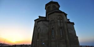 Sameba Kilisesi'nde Bir Akşam Üstü -26
