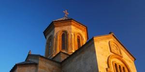 Sameba Kilisesi'nde Bir Akşam Üstü -13