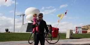 Nükleere Karşı Antalya'dan Çanakkale'ye Pedal Çevirecek