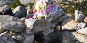 Hikâyesi Olmayan Dağ Türbesi; Eybek