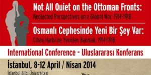 Osmanlı Cephesinde Yeni Bir Şey Var