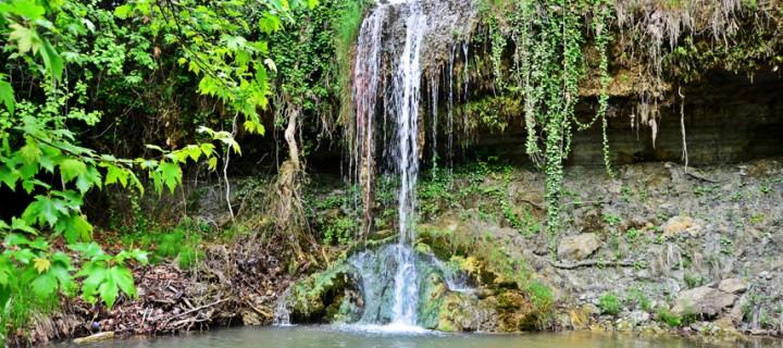 Doğanın Gizli Hazinesi; Havuzlar Şelalesi