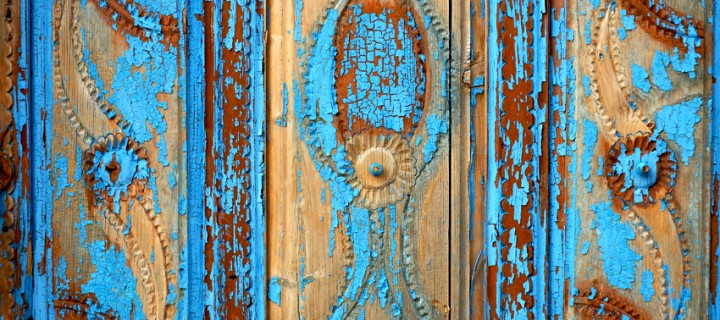 Kapı, Duvar, Pencere -1