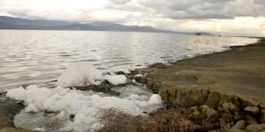 Burdur Gölü'nün Kuruyan Gözyaşları