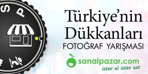 'Türkiye'nin Dükkânları' Fotoğraf Yarışması Başlıyor