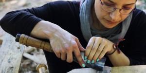 21. Uluslararası Değirmendere Zühtü Müridoğlu Ahşap Heykel Sempozyumu -40