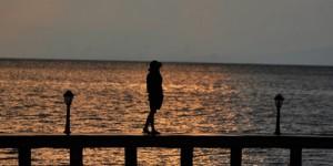 İznik Gölü'nde Büyülü Günbatımları -34