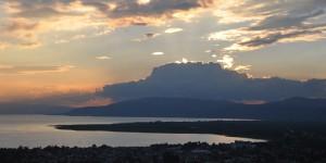 İznik Gölü'nde Büyülü Günbatımları -31