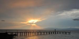 İznik Gölü'nde Büyülü Günbatımları -24