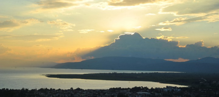 İznik Gölü'nde Büyülü Günbatımları -28