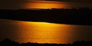 İznik Gölü'nde Büyülü Günbatımları -40