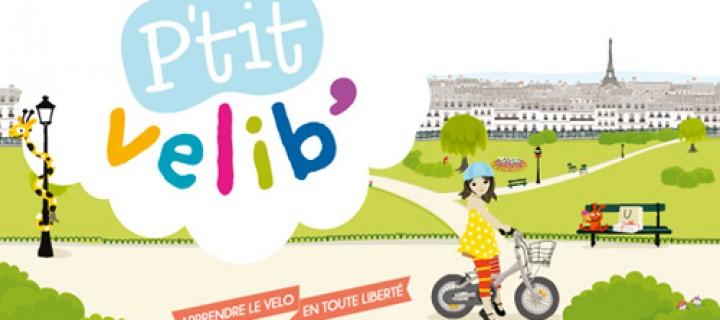 Paris Belediyesi'nden Çocuklar İçin Bisiklet Kiralama Servisi