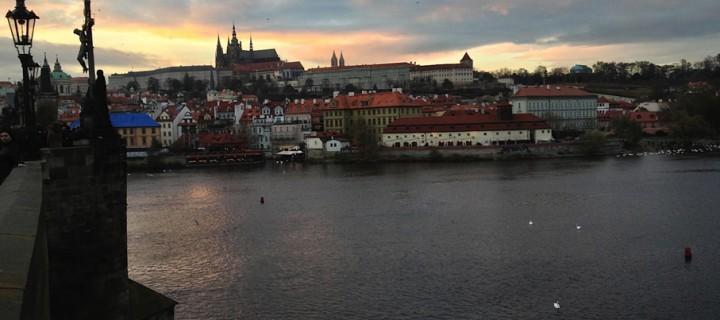Aşkın Başkenti Prag -8