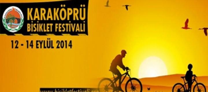 Karaköprü Bisiklet Festivali, 12 – 14 Eylül'de