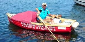 Nükleersiz Türkiye İçin Kürekle Karadeniz!