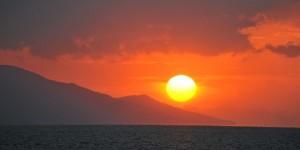 İznik Gölü'nde Büyülü Günbatımları -56