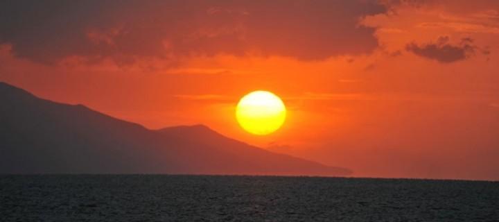 İznik Gölü'nde Büyülü Günbatımları -55
