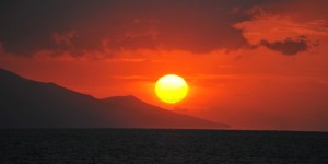 İznik Gölü'nde Büyülü Günbatımları -57