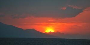 İznik Gölü'nde Büyülü Günbatımları -64