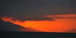 İznik Gölü'nde Büyülü Günbatımları -48
