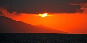 İznik Gölü'nde Büyülü Günbatımları -50