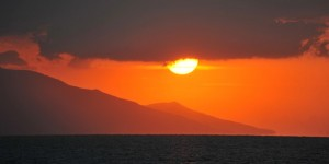 İznik Gölü'nde Büyülü Günbatımları -51