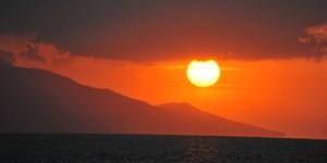 İznik Gölü'nde Büyülü Günbatımları -52